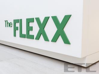 Магазин FLEXX г.Киев (2018г.)