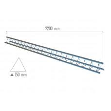 T8002 Модуль треугольный 2200mm