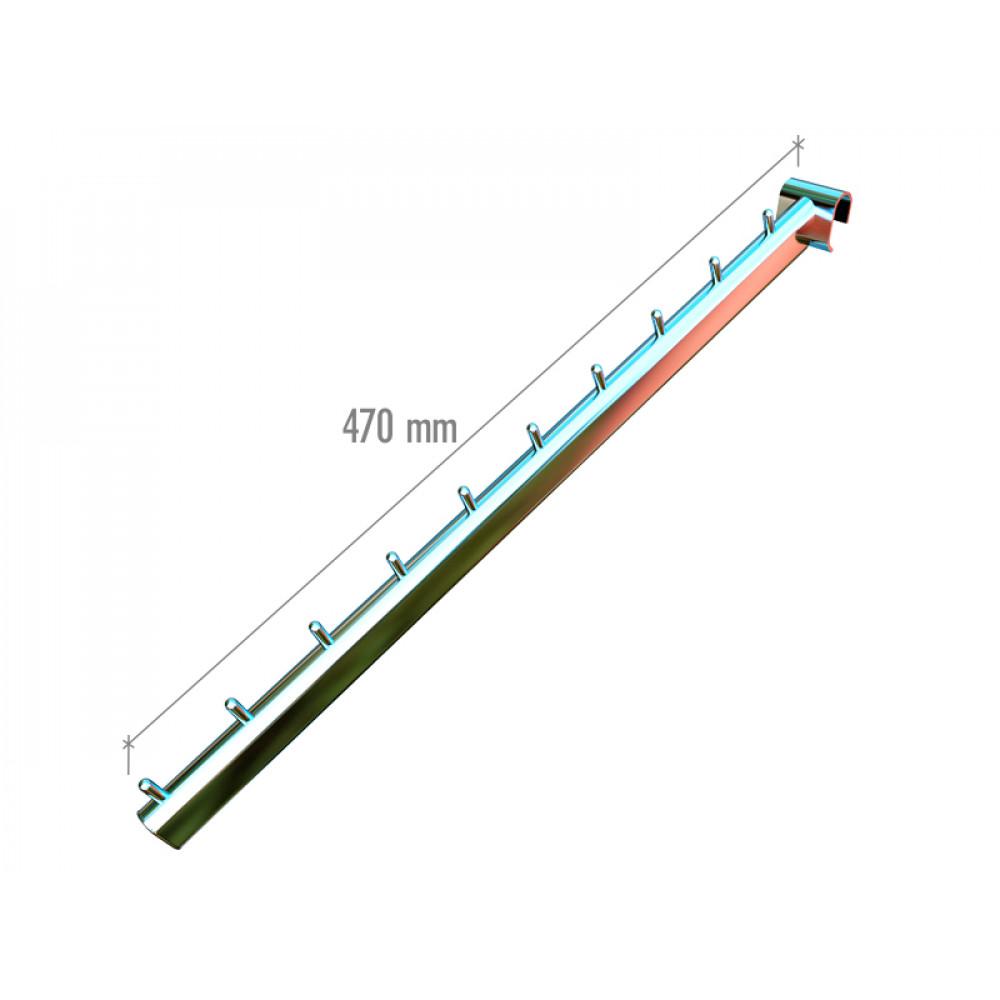 5025c tw Наклонный элемент с 10-ю ограничителями(L 470mm)