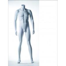 GW-7 Манекен мужской белый без головы