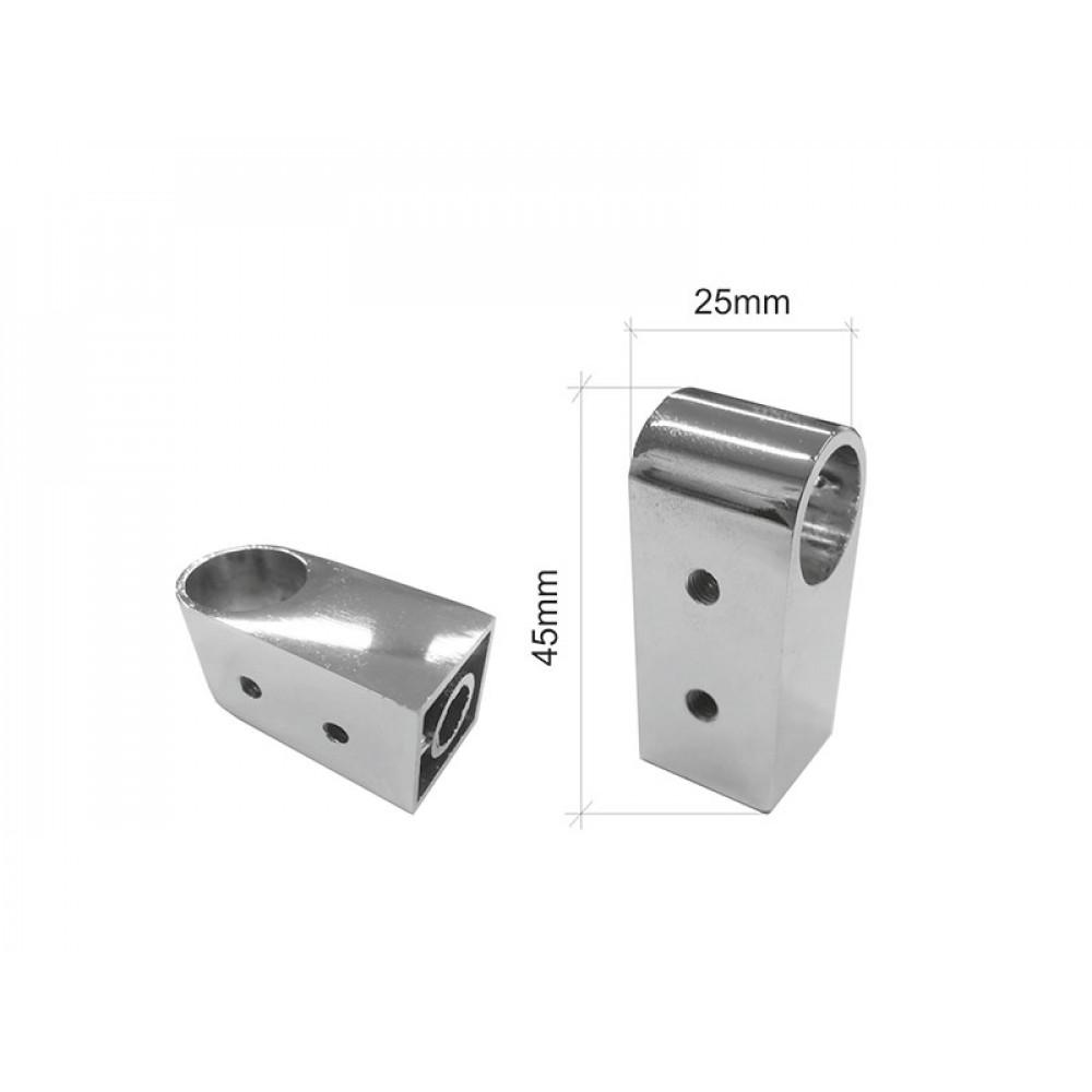 M7084 (К) Держатель пристенный для dm 16мм