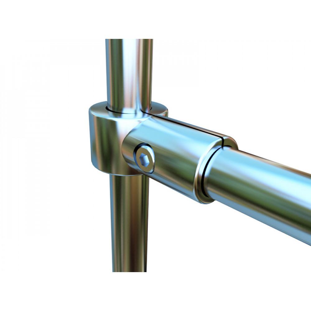 3042 Соединение для труб трехстороннее