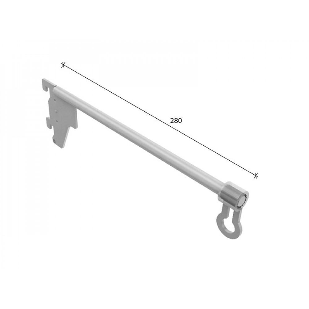 SL-A013-A Держатель для перекладины, труба dm19