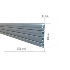 FX01 Профиль алюминиевый 5000мм