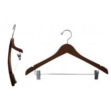 Плічка для одягу type 4ВМ (з прищіпками, махонь)
