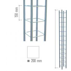 4004 Модуль объемный квадратный 2080