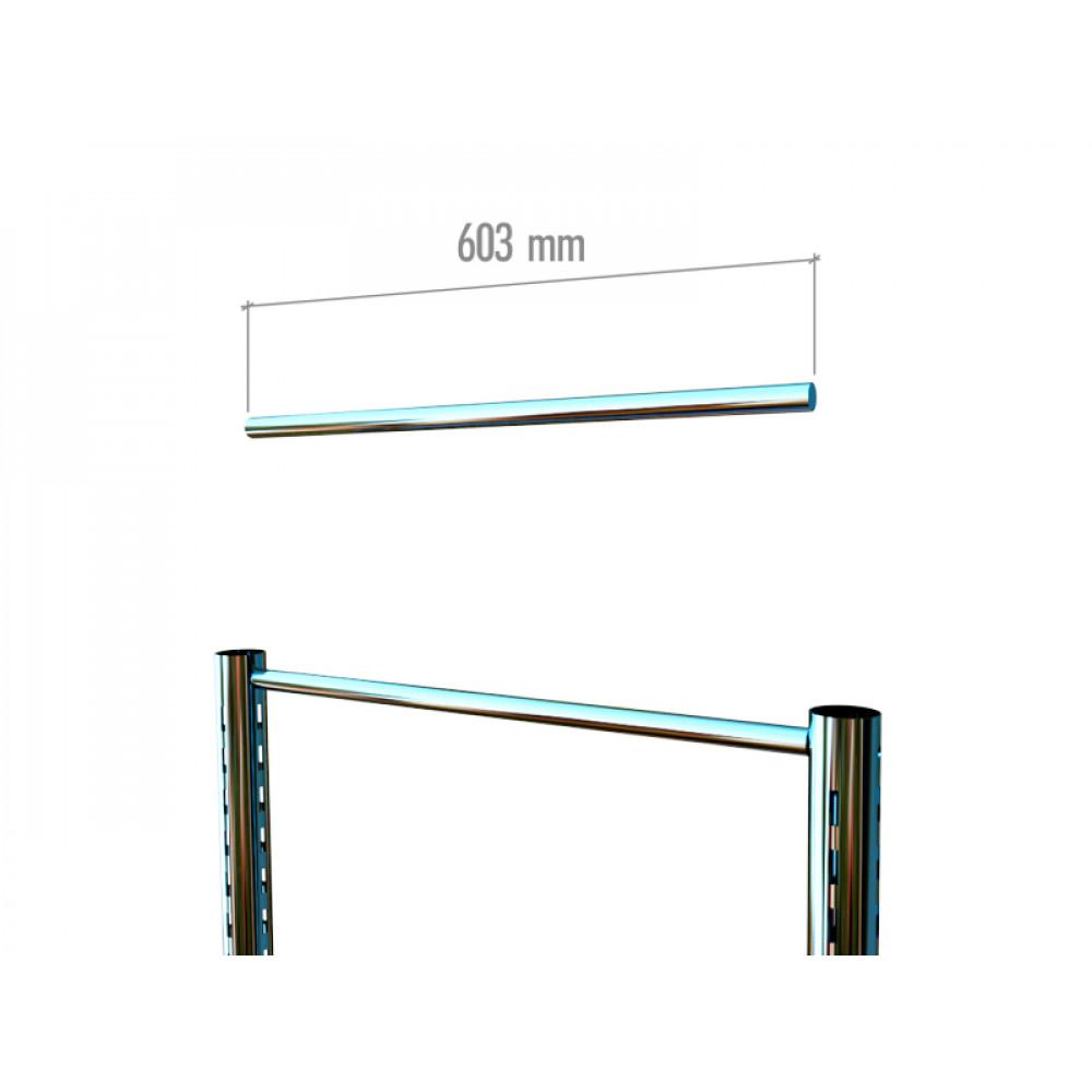 5121a Стяжка для квадратного (круглого) профиля 603mm