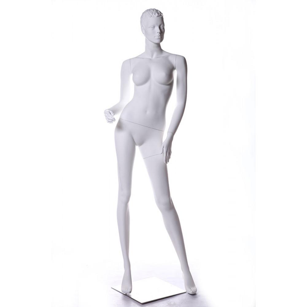 Манекен жіночий Michelle / MA5 / L4 (білий)