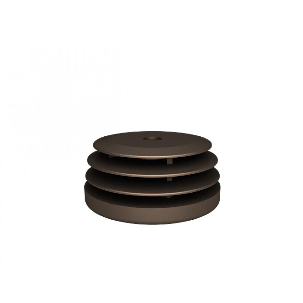 PL2 Пятка пластиковая с резьбой М10(dm50)