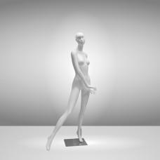 GM-APP-03 Манекен жіночий абстрактний білий