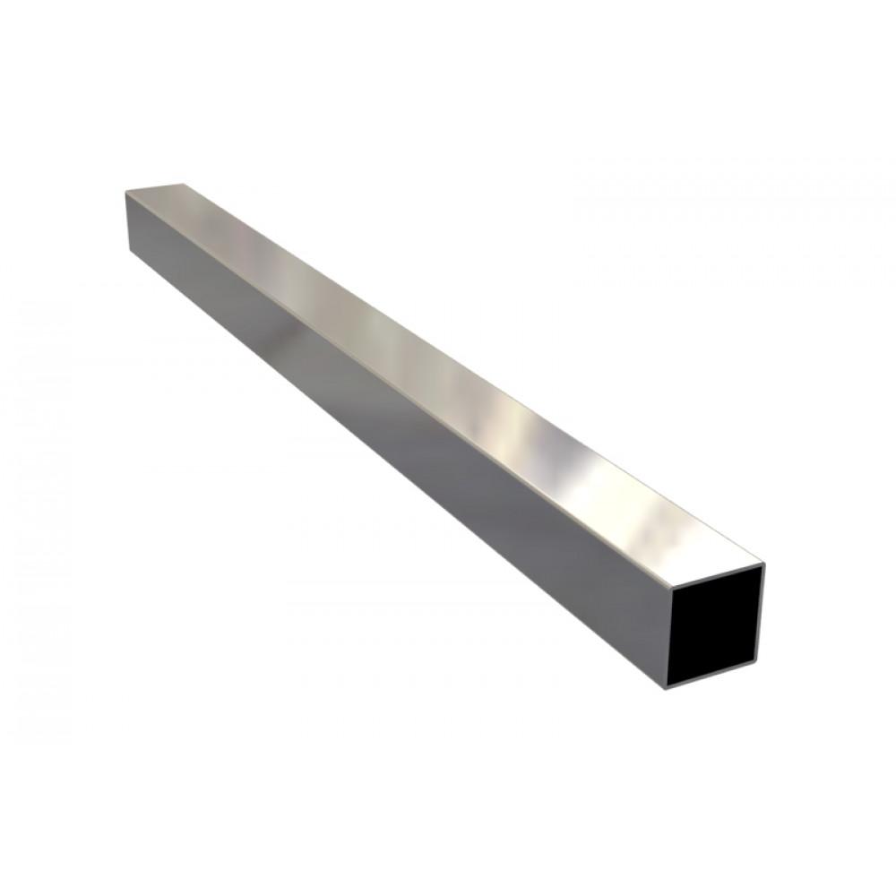 Pr8 (K) Труба квадратного сечения 25*25*3000, стенка 0,8мм