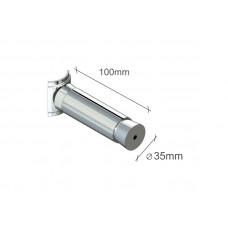 OG0561 З'єднувач Т-образний для труби dm 40