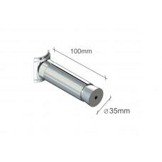 OG0561 Соединитель Т-образный для трубы dm 40
