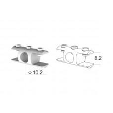 SVD-10 Держатель вертикальный двухсторонний