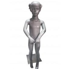 Манекен дитячий сріблястий (дівчинка), CH-7