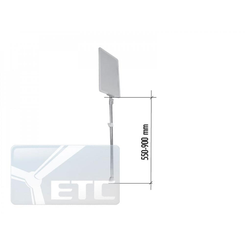 WB532b Подставка для ценников