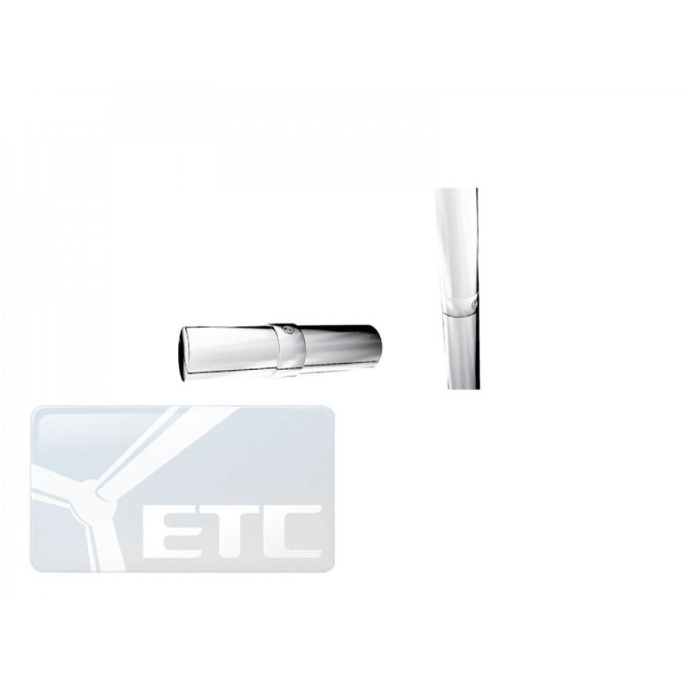 3010 (хром) Внутреннее соединение для труб