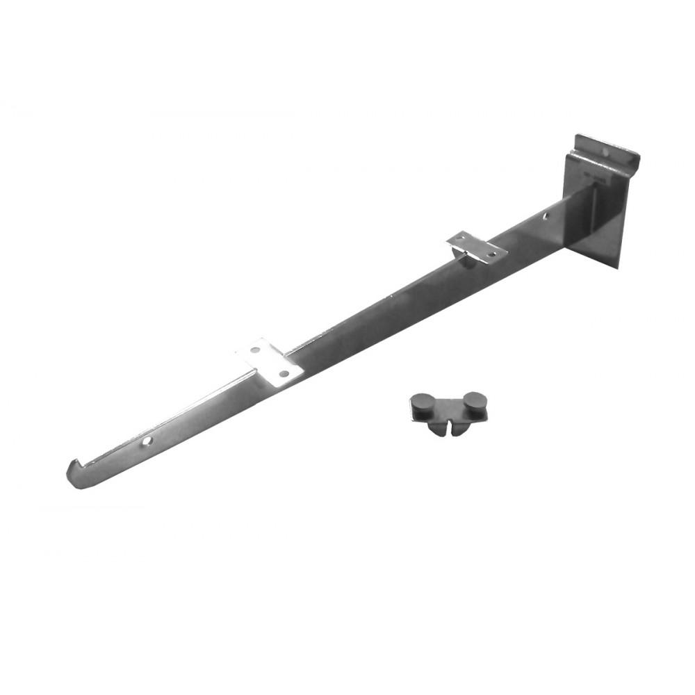 GD2085 Кронштейн для полок ДСП 360mm