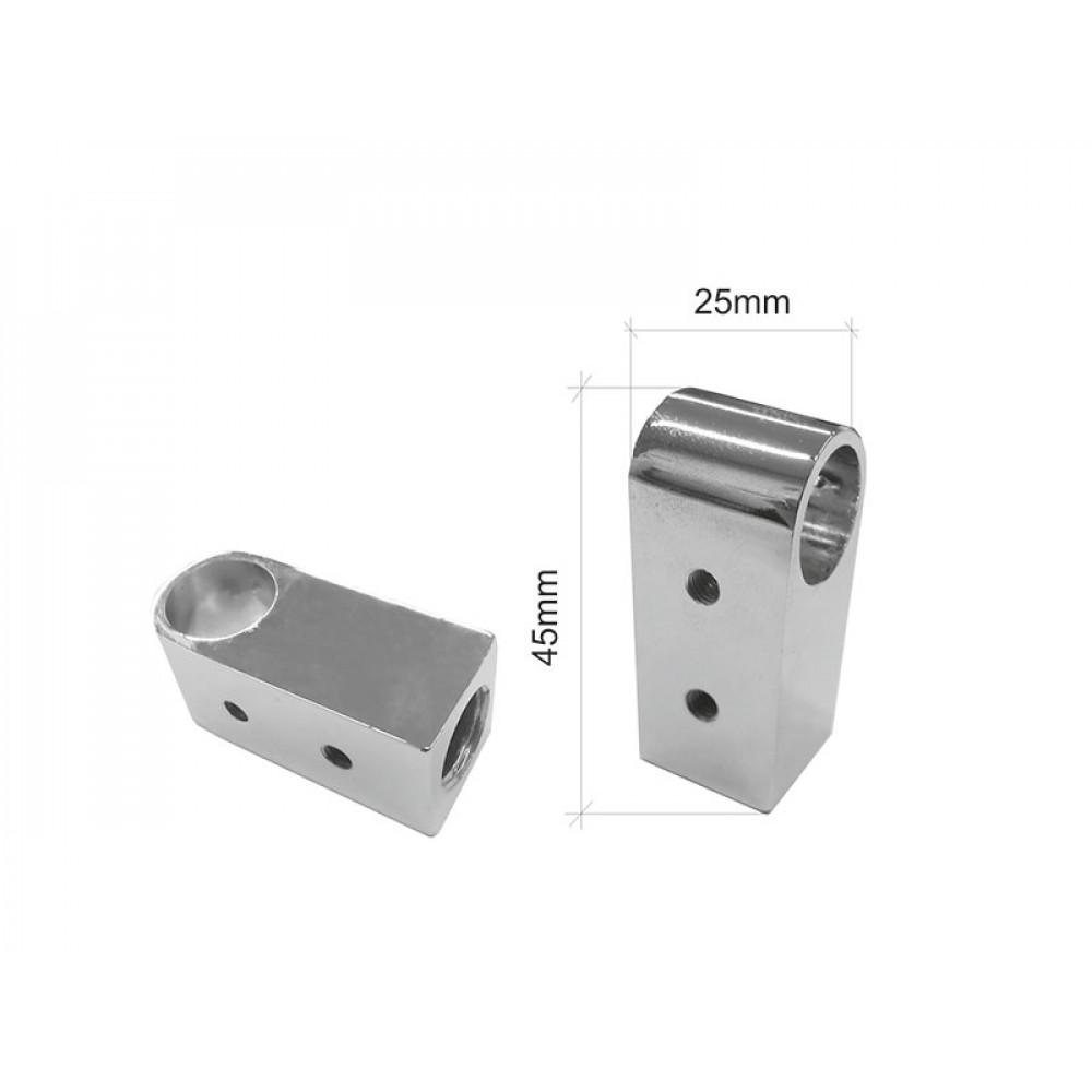 M7084 Держатель пристенный для dm 16мм