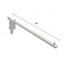 SL-H015 Кронштейн для ДСП 280мм (труба dm12 mm)