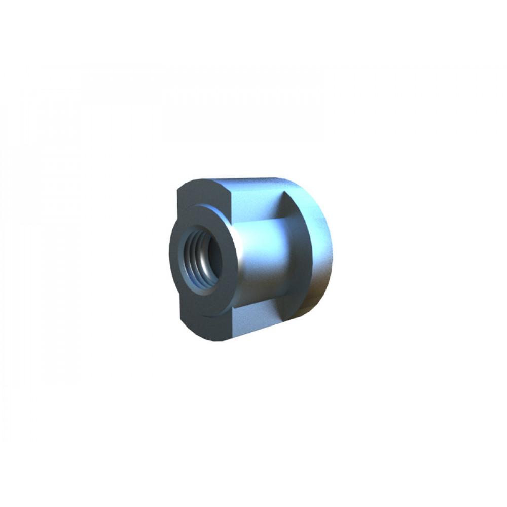 BT01-1 Крепление на панель круглое одностороннее