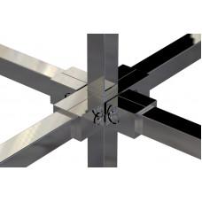 Pr17 (К) Соединитель шестисторонний 25*25