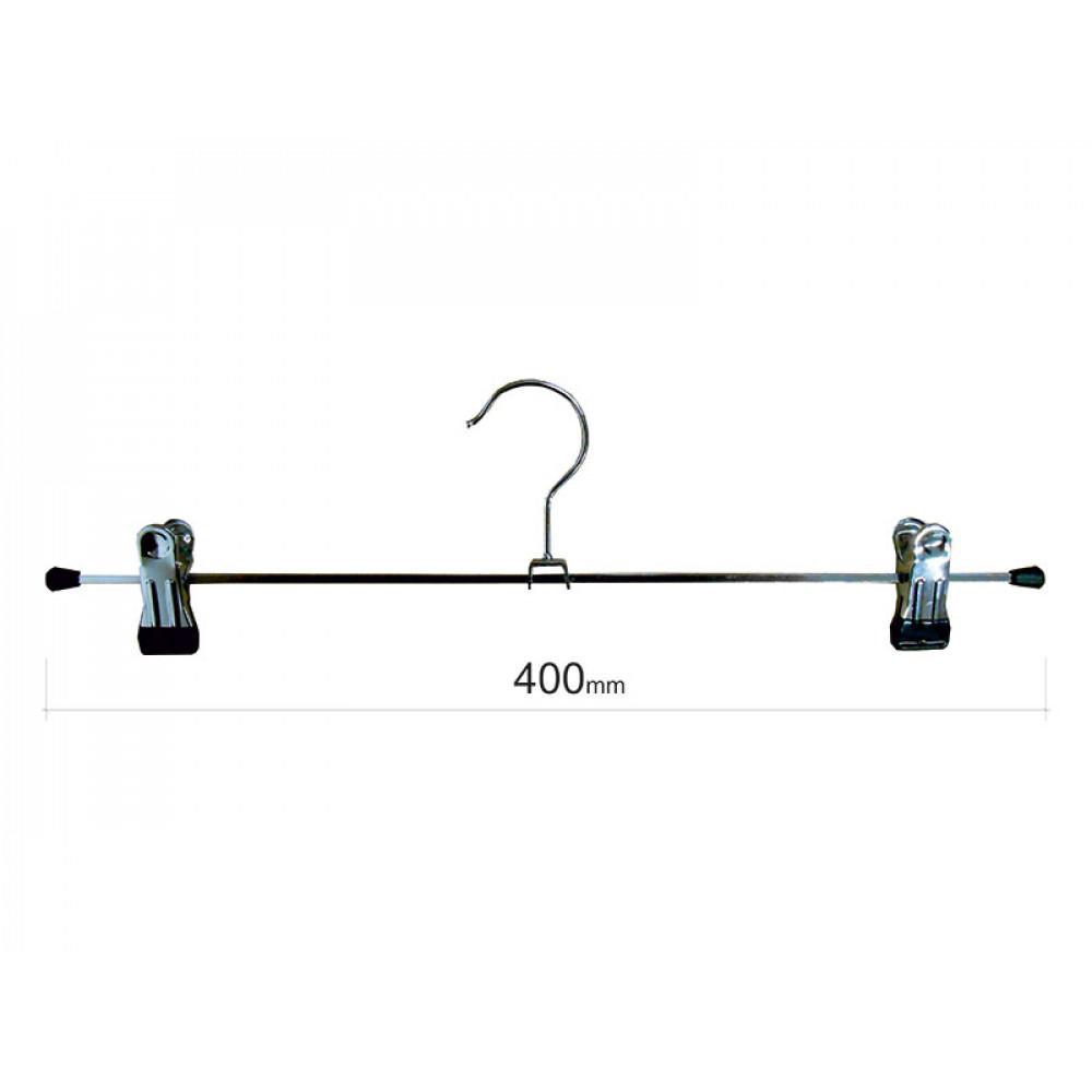 Вешалка для брюк type 3 металлическая 40 см
