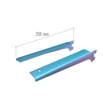 VRn 6250 Кронштейн для полок 250мм. нерж. (пара)
