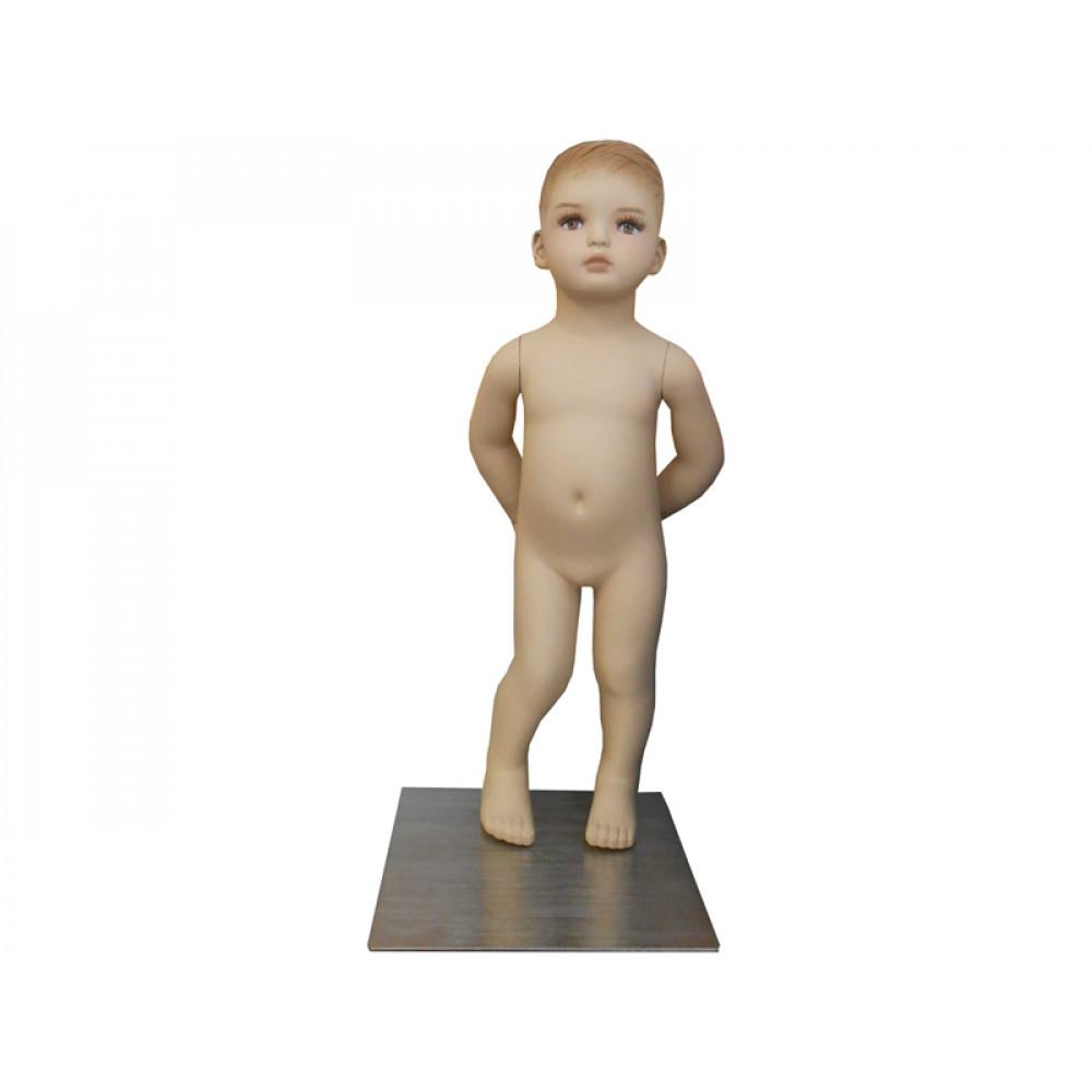 Ch-006 Манекен детский телесный реалистичный