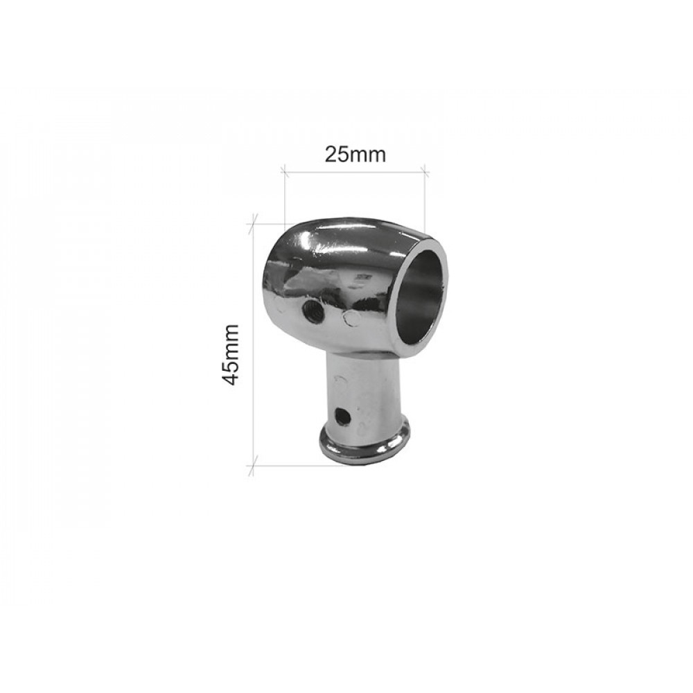 M7083 (К) Держатель пристенный для трубы 16мм
