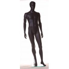 Манекен чоловічий STEVEN position D (AHF 03PC) чорний