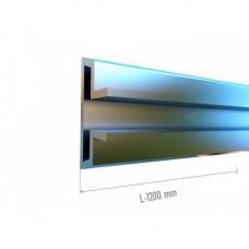 """ALU-T Вкладиш до панелі """"Т"""" 1200мм"""
