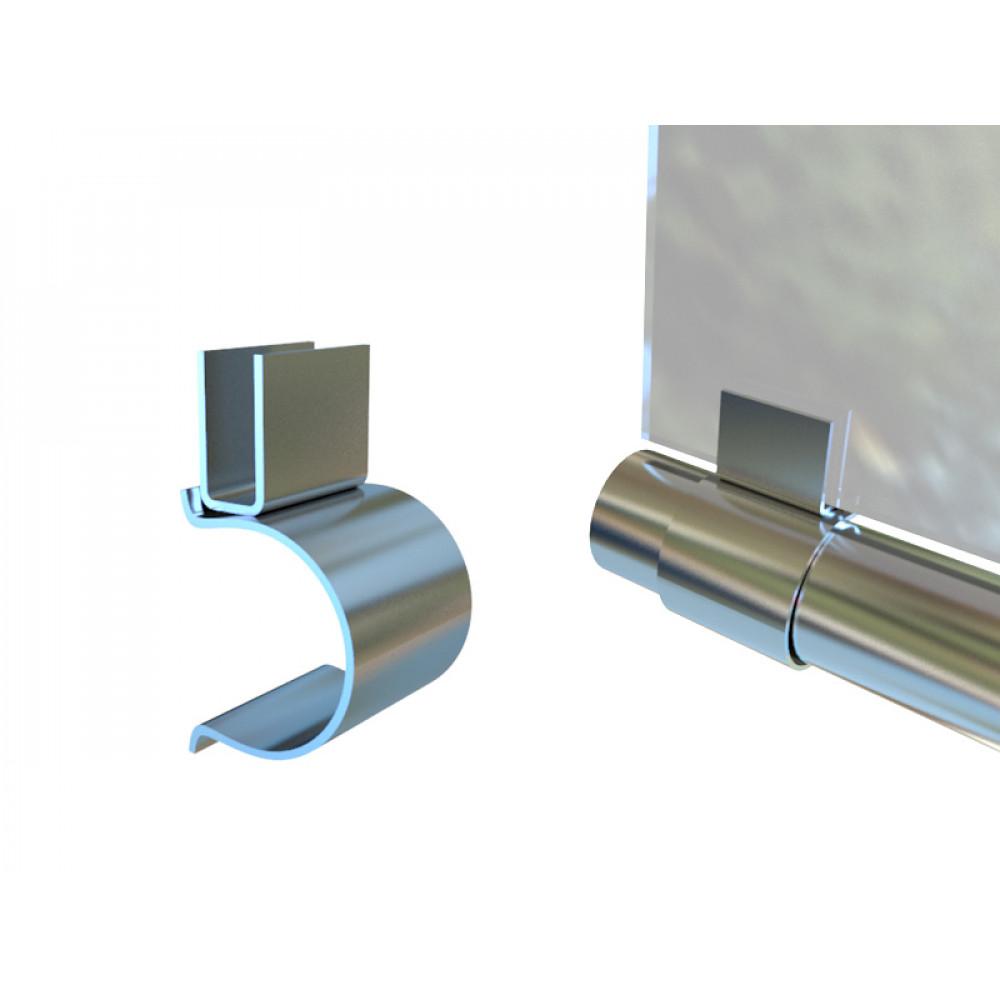 3020 (К) Держатель для стекла вертикальный