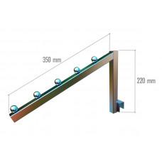 VR-7F2-07 Навесной элемент L- образный 350мм.