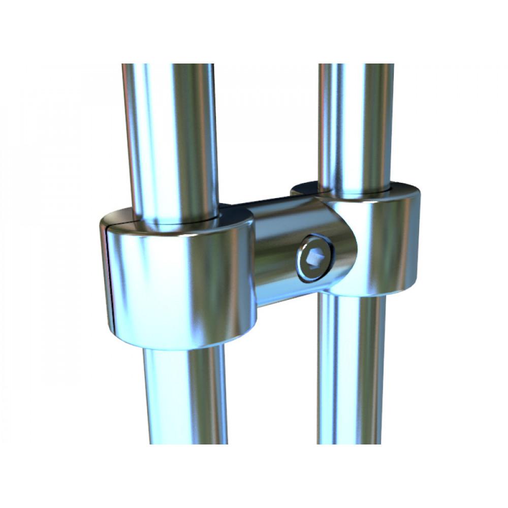 3046  Соединение для труб четырехстороннее