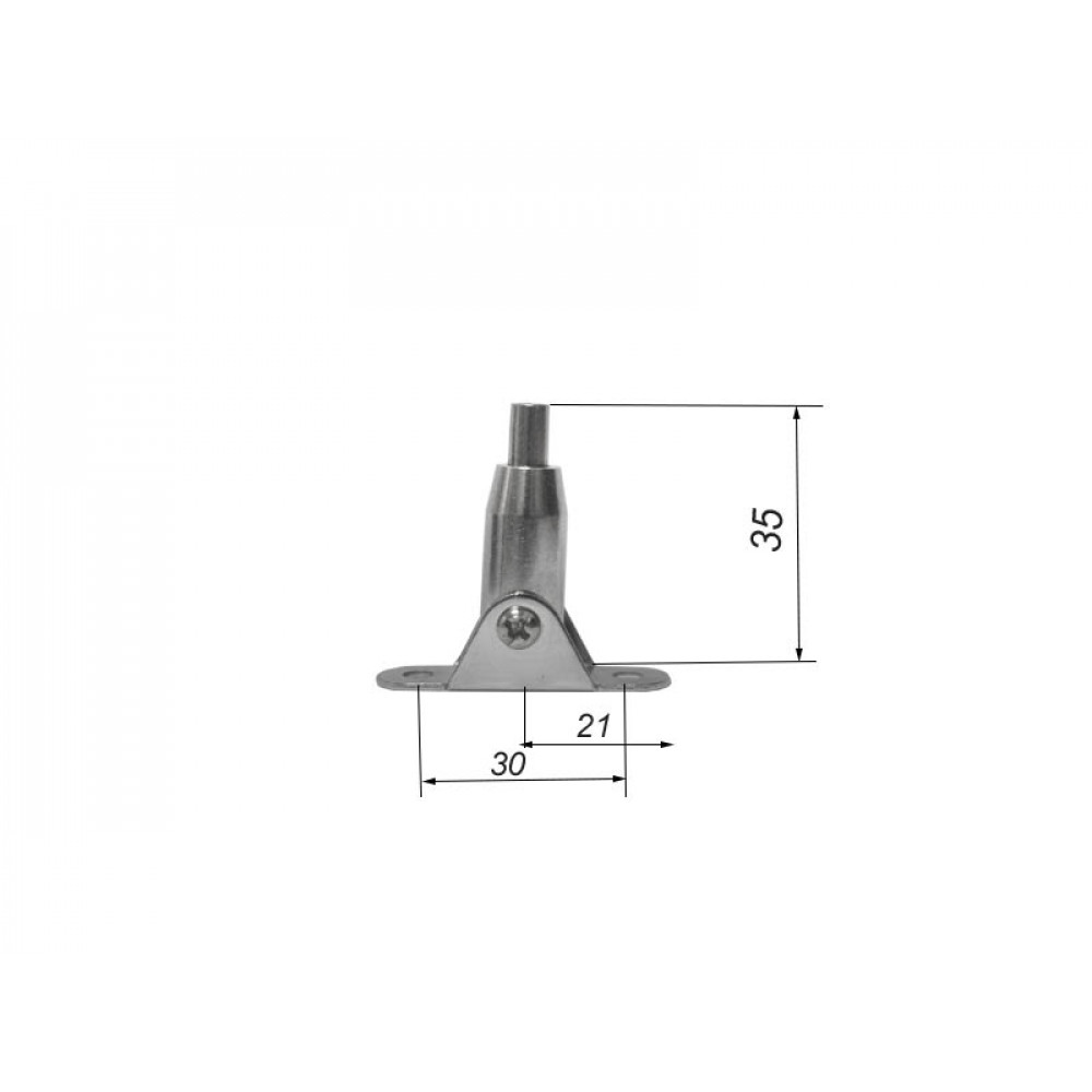 Gs700 (К) Элемент фиксирующий для троса