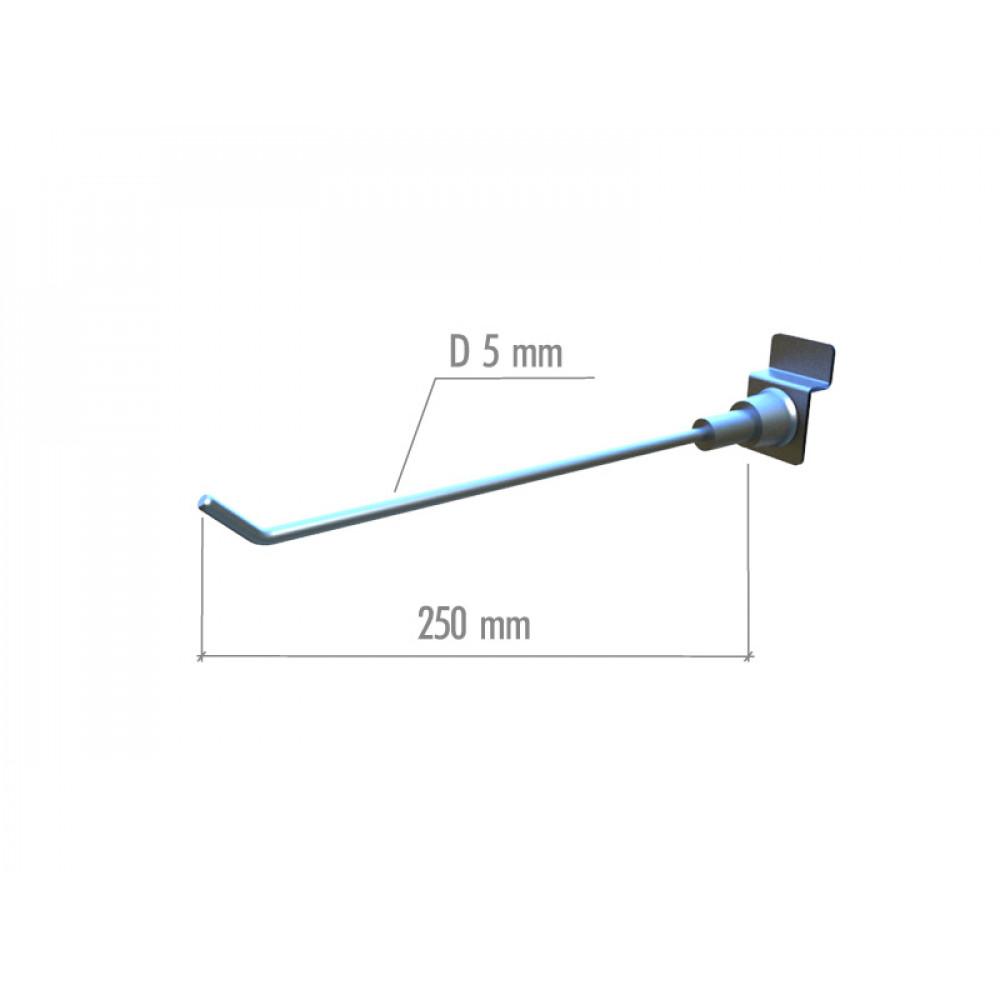 FX02 Крючок 220мм.