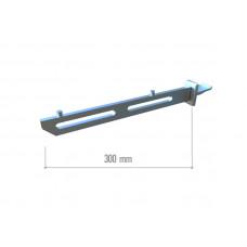 TN 016 Кронштейн для ДСП 300мм.