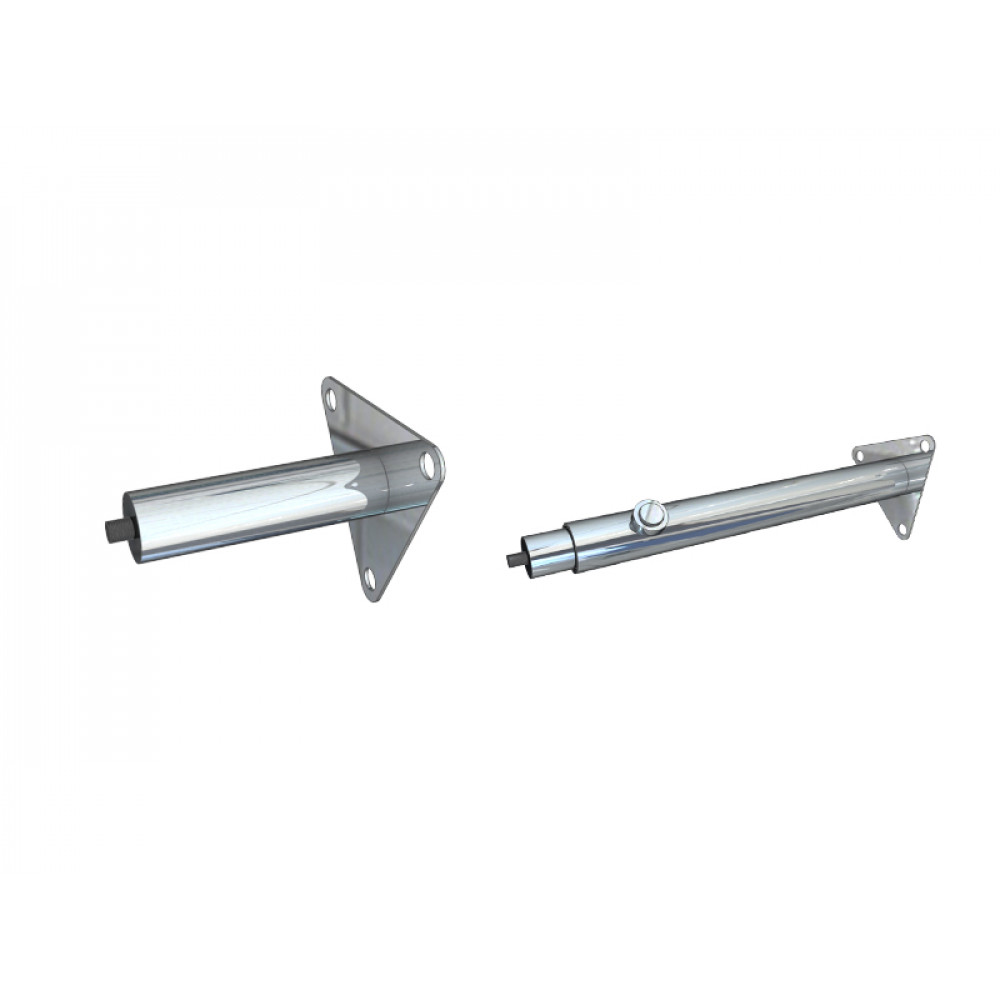 PL35 Крепление к плоскости регулируемое L180-335mm.