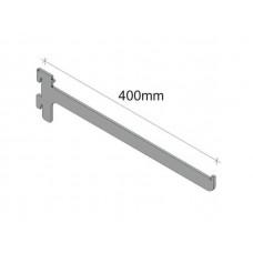 MS0320694 Кронштейн для полок 400мм (хром)