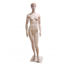 WK-4 / Dan Манекен жіночий тілесний реалістичний з макіяжем