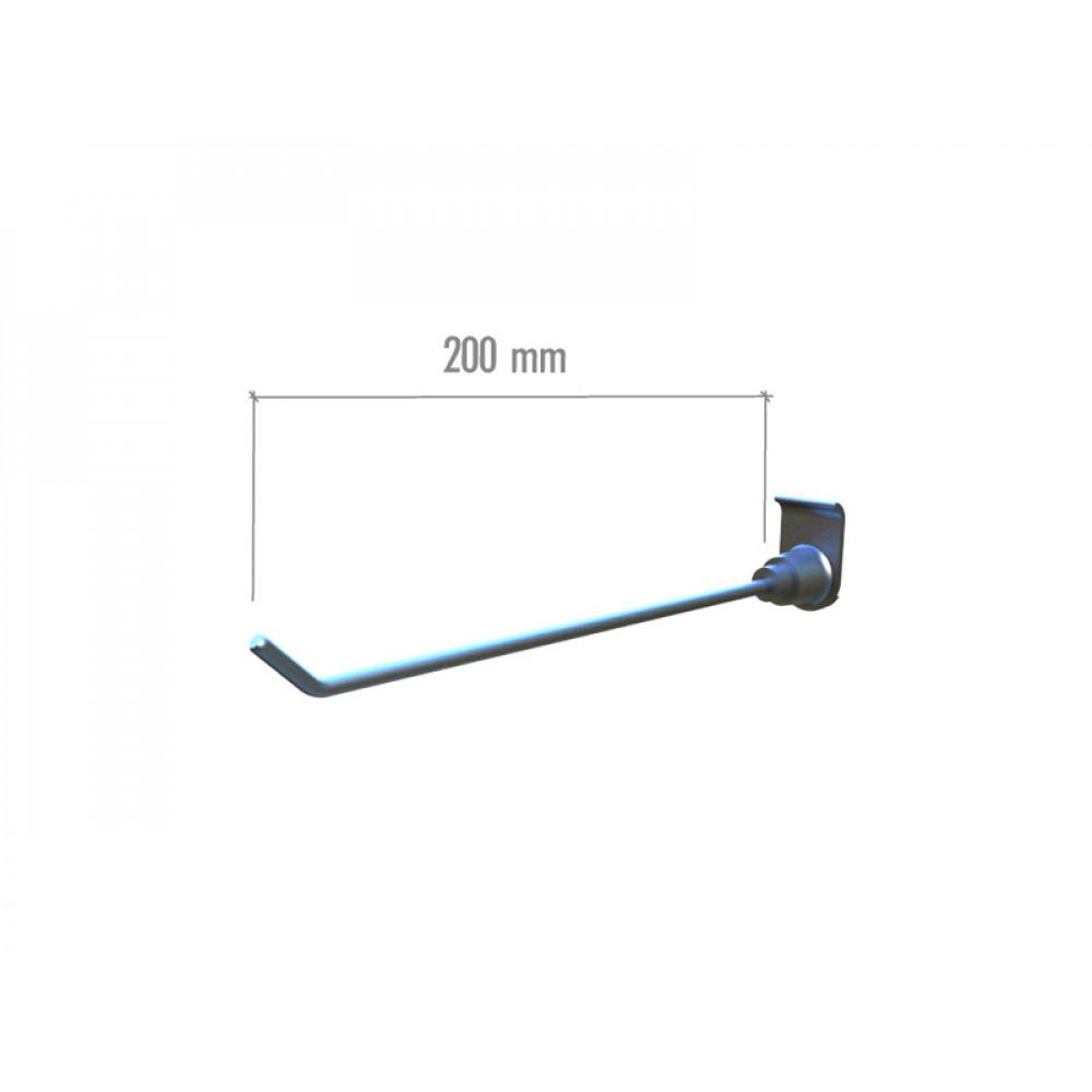ML16-2 Крючок 200мм.