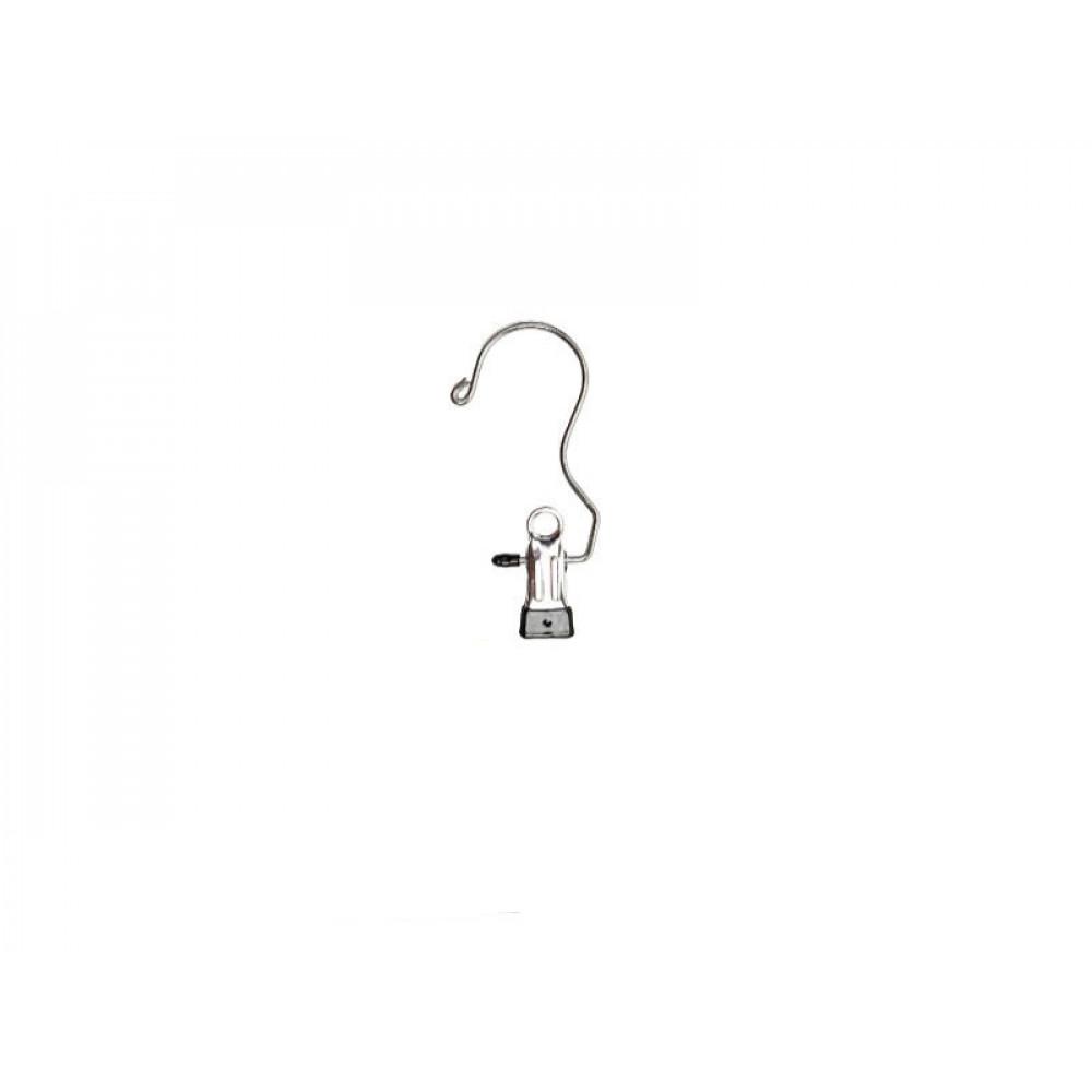 Крючок type 3А метал. с прищепкой