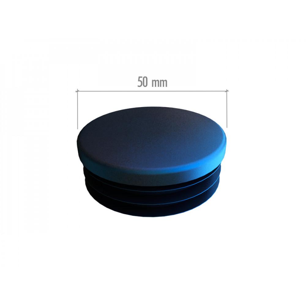 5016w Заглушка 50mm (black)