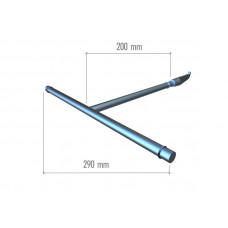 MX20 Кронштейн Т-образный 290*200мм.