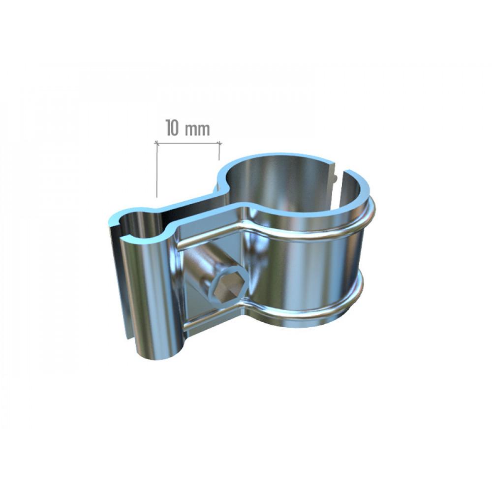 2012 Соединение между трубой и решеткой