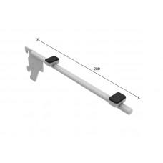 SL-H016 Кронштейн для стекла 280мм (труба dm12 mm)