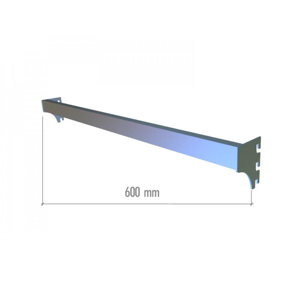 SC 027 Перекладина 600mm нерж.