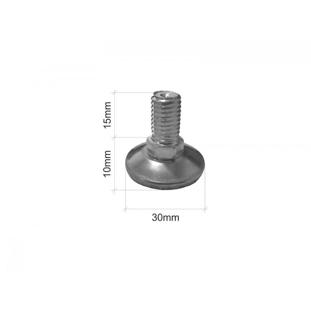3013 (К) Регулируемая ножка dm30