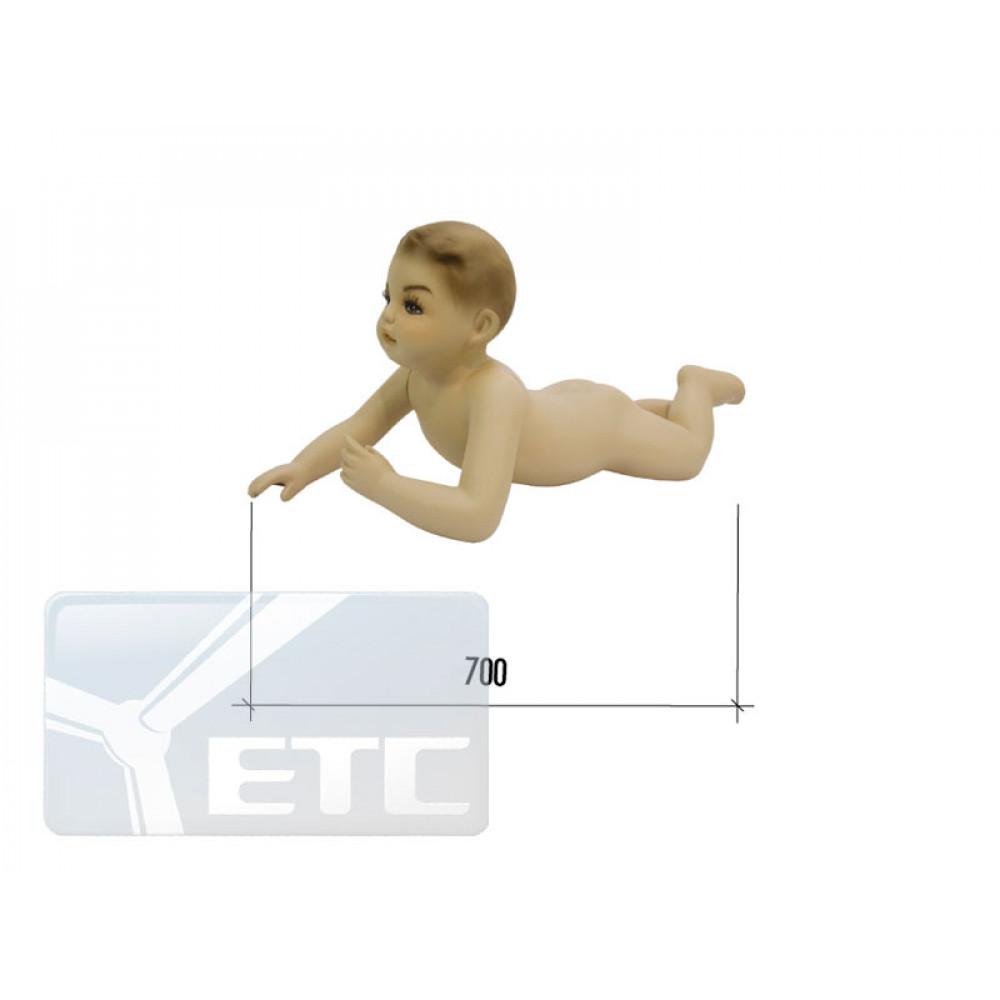 Ch-003 Манекен детский телесный реалистичный